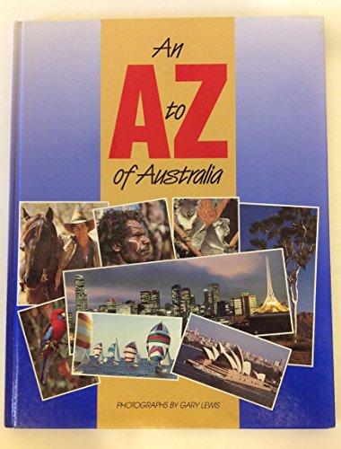 An a to Z of Australia: Lewis, Gary