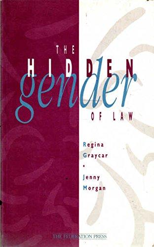 9781862870413: Hidden Gender of Law