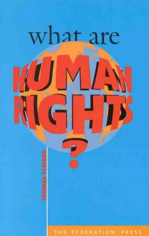 9781862873285: What Are Human Rights