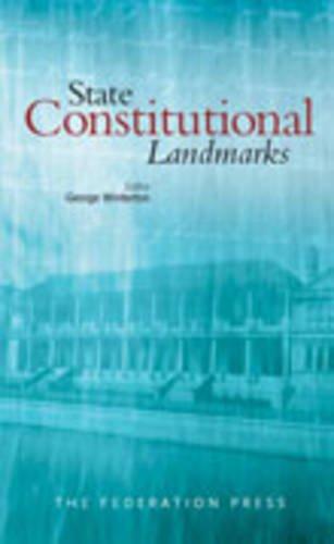 State Constitutional Landmarks (Hardback)