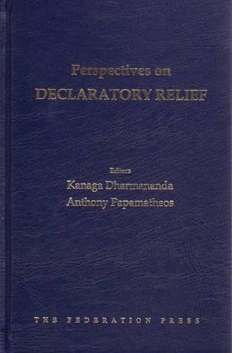 Perspectives on Declaratory Relief