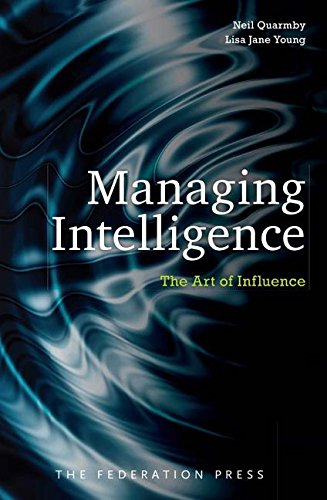 Managing Intelligence (Paperback): Neil Quarmby