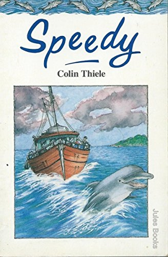 Speedy (9781862911062) by Colin Thiele
