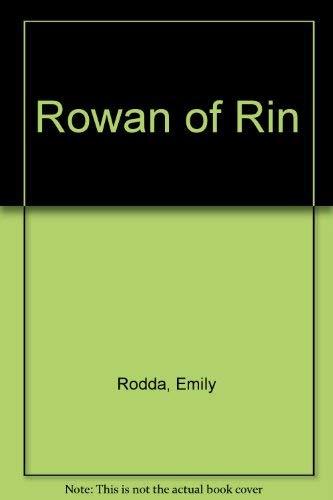 9781862911826: Rowan of Rin