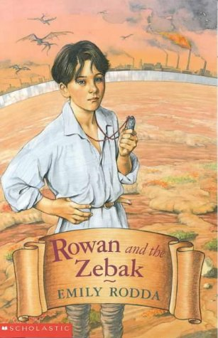 9781862913035: ROWAN AND THE ZEBAK