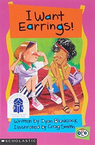 9781862913547: I Want Earrings!