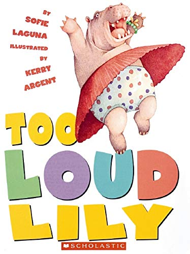 9781862915077: Too Loud Lily