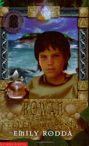 9781862915374: Rowan and the Keeper of the Crystal (Rowan of Rin)
