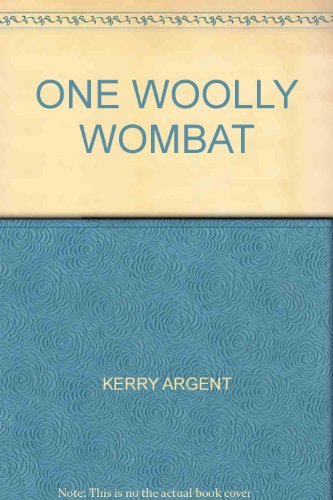 9781862919006: One Woolly Wombat