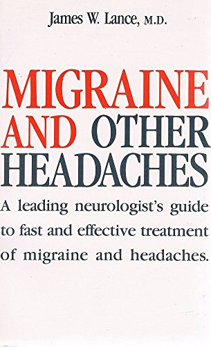 9781862920118: Migraine and Other Headaches
