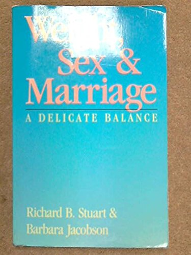 9781862920132: Weight, Sex & Marriage - A Delicate Balance