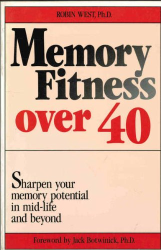 9781862920163: Memory Fitness over 40