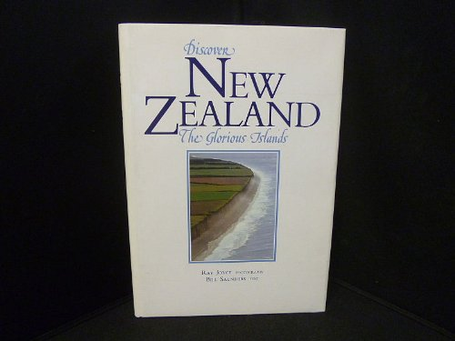 9781863020190: Discover New Zealand: The Glorious Islands
