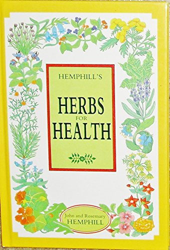 9781863020992: Hemphills Herbs for Health