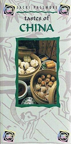9781863021210: TASTES OF CHINA.