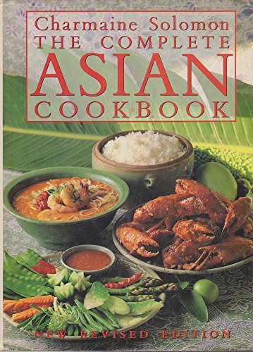 The Complete Asian Cookbook.: Solomon, Charmaine.