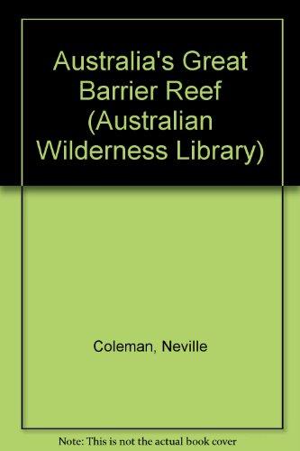 9781863022705: Australia's Great Barrier Reef (Australian wilderness library)