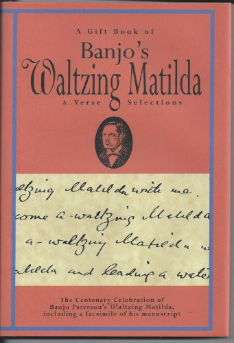 9781863024082: A Gift book of Banjo's Waltzing Matilda & Verse Selections