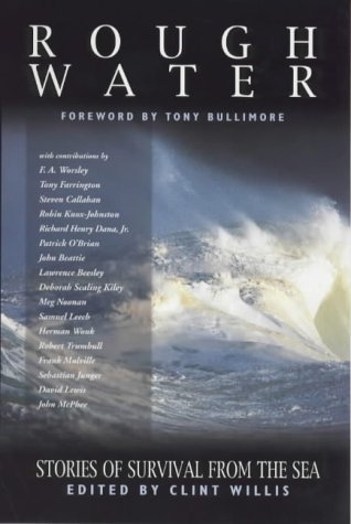 9781863026840: Rough Water: Stories of Survival from the Sea