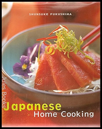 9781863027328: Japanese Home Cooking