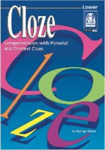 9781863112888: Cloze: Comprehension with Pictorial and Context Clues For Ages 5 to 8 Years