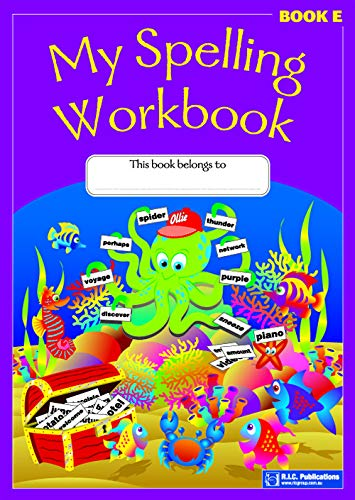 9781863117630: My Spelling Workbook Book E