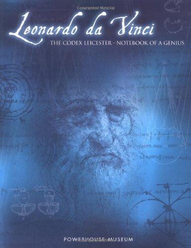 Leonardo Da Vinci: The Codex Leicester -: Desmond, Michael;Pedretti, Carlo