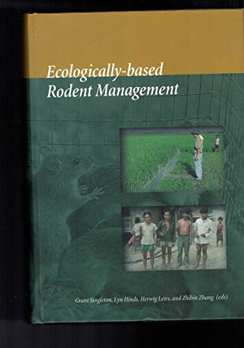 9781863202626: Ecologically-Based Rodent Management (Aciar Monograph, 59)