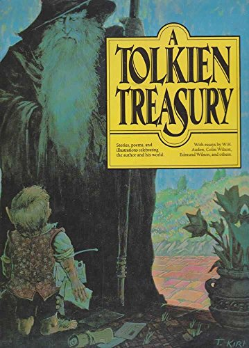 A Tolkien Treasury: Stories, Poems, and Illustrations: Becker, Alida (editor)