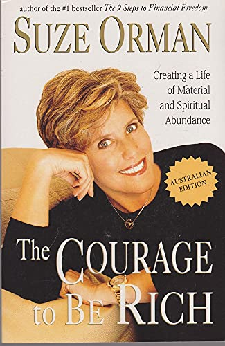 9781863252249: The Courage to be Rich