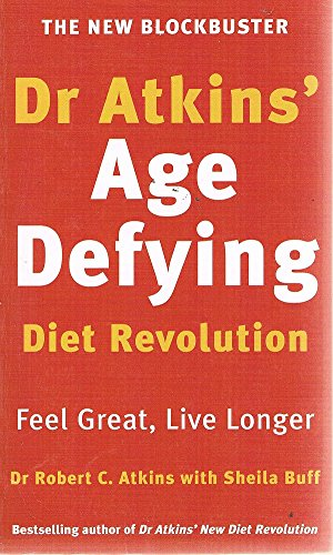 9781863252386: Dr. Atkins' Age-Defying Diet Revolution