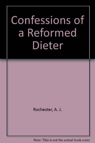 9781863253628: Confessions of a Reformed Dieter