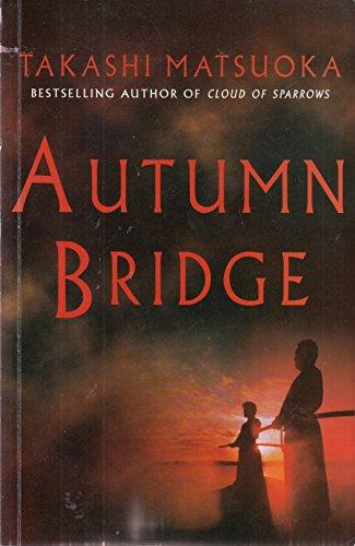 9781863253666: Autumn Bridge