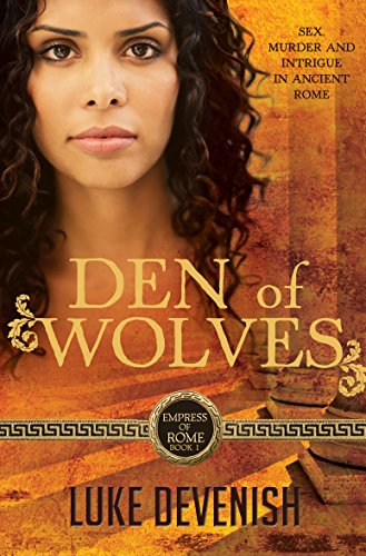 9781863256223: Den of Wolves: Empress of Rome Book 1