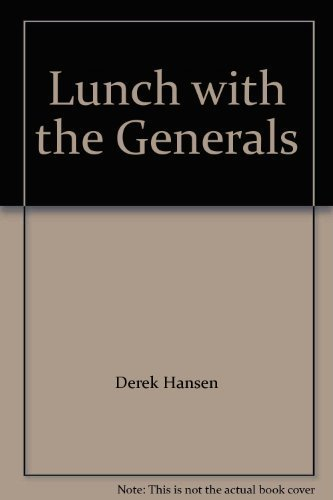 9781863303606: Lunch with the Generals