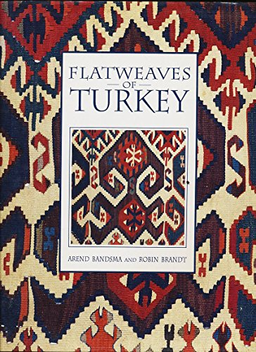 9781863330794: Flatweaves of Turkey