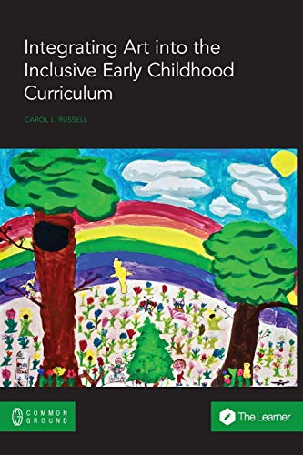 9781863350297: Integrating Art into the Inclusive Early Childhood Curriculum