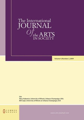 9781863357005: The International Journal of the Arts in Society: Volume 4, Number 2