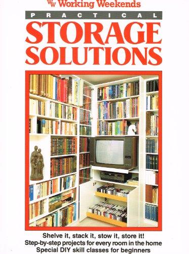 Practical Storage Solutions (Working Weekends): Martin Preston (editor),