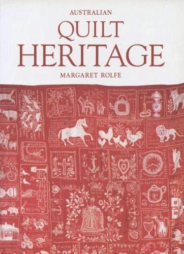 9781863433334: Australian Quilt Heritage (Quilters Heritage S)
