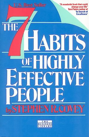 9781863500296: THE 7 HABITS OF HIGHLY EFFECTIVE PEOPLE - RESTORING THE CHARACTER ETHIC