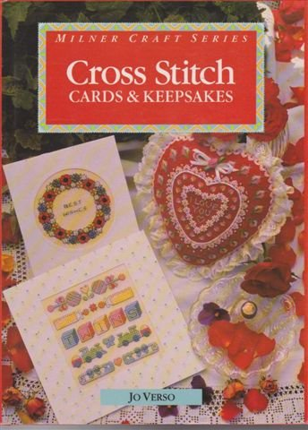 9781863510196: Cross Stitch Cards & Keepsakes (Milner Craft Series)