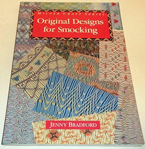 Original Designs for Smocking (Milner Craft Series) (1863510877) by Bradford, Jenny