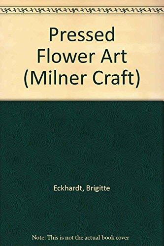9781863511292: Pressed Flower Art (Milner Craft)