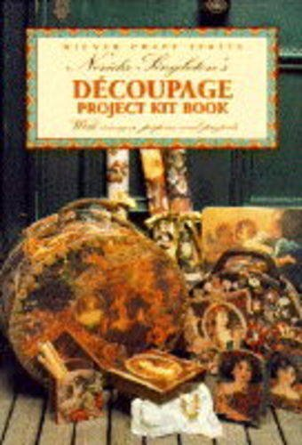 9781863511490: Nerida Singleton's Decoupage Project Kit Book: With Images, Papers and Projects (Milner Craft Series)