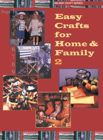 9781863513104: Easy Crafts for Home & Family 2 (Milner Craft Series) (Vol 2)