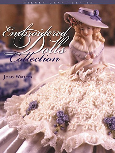 9781863513333: Embroidered Dolls Collection (Milner Craft Series)