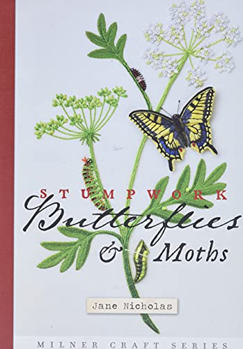 9781863514521: Stumpwork Butterflies & Moths (Milner Craft Series)