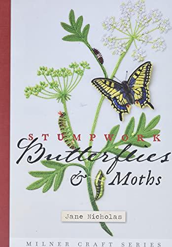 9781863514521: Stumpwork Butterflies & Moths (Milner Craft)