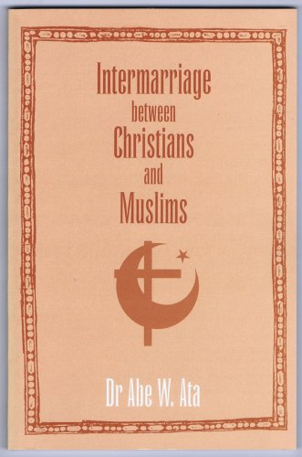 9781863550765: Intermarriage Between Christians and Muslims